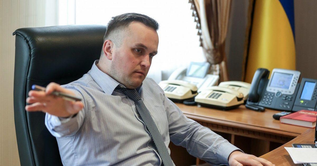 """Холодницкий говорит, что не боится увольнения: """"Заявление - в сейфе"""""""
