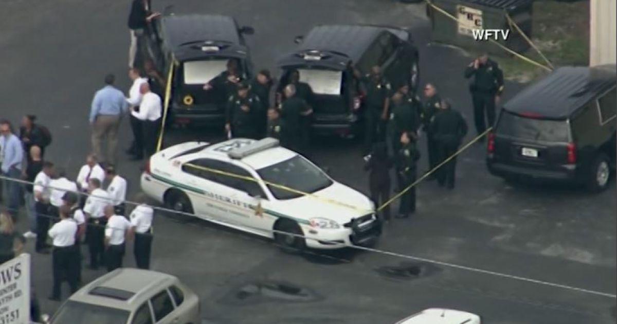 Во Флориде произошла стрельба, пятеро погибли