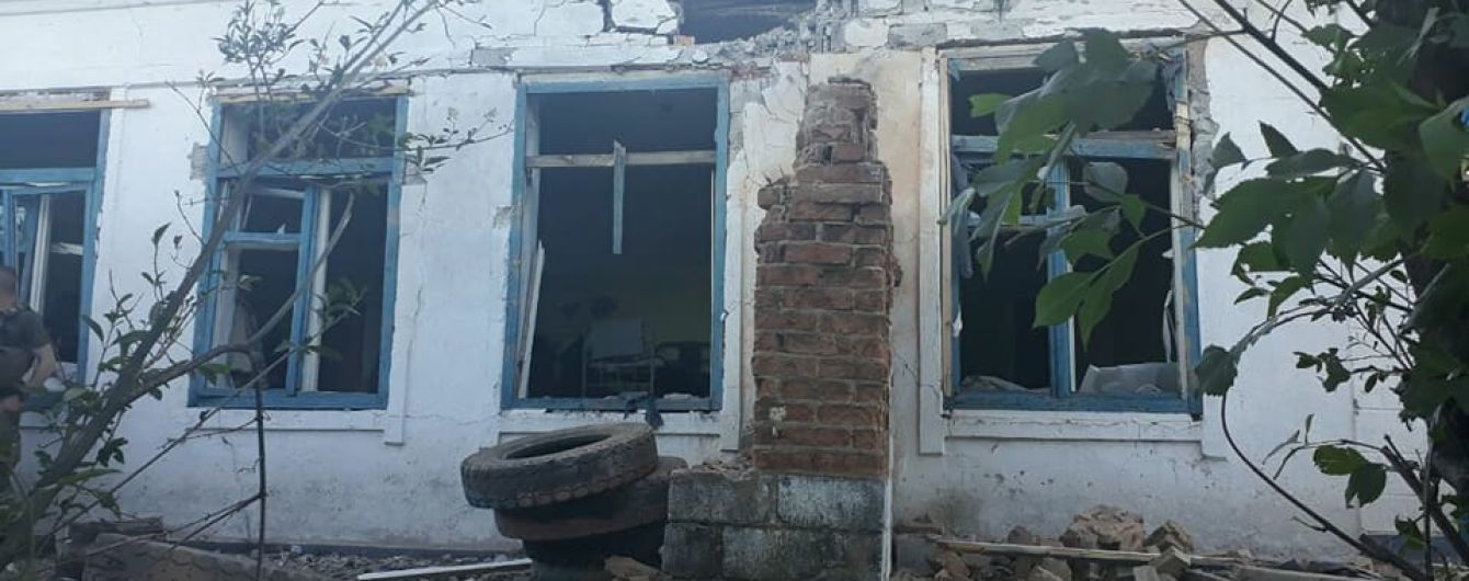 Боевики ночью накрыли артиллерией Троицкое: погибли местные жители