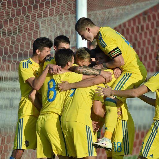 Збірна України здобула важливу перемогу над Шотландією, пропустивши на 1-й хвилині