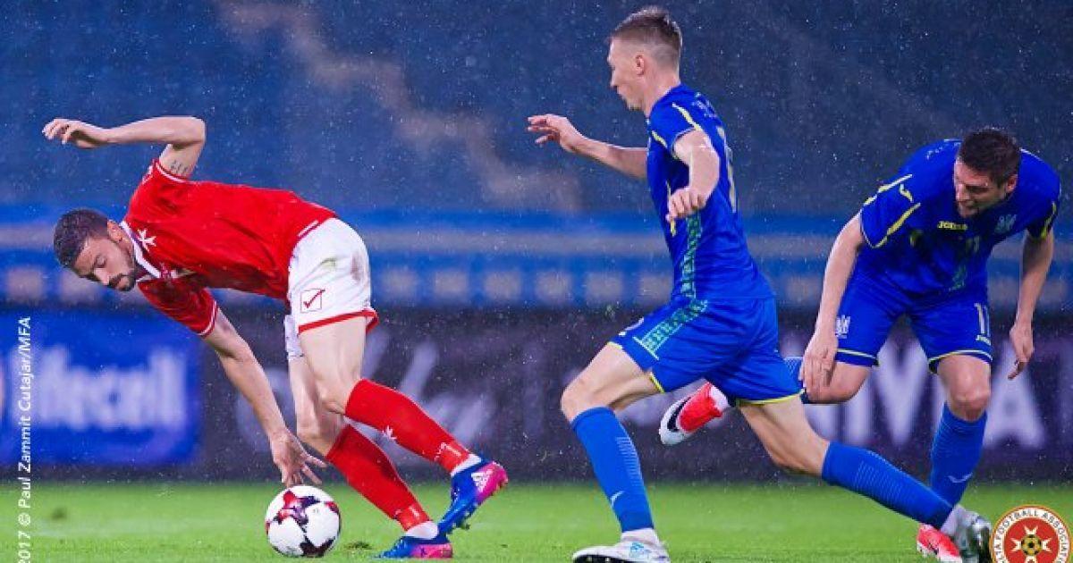 Клімкін дипломатично пожартував про сенсаційну поразку збірної України від Мальти