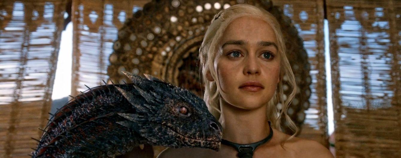 """О съемках, Джоне Сноу и эмоции. Эмилия Кларк рассказала о последнем сезоне """"Игры престолов"""""""