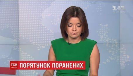 Сімох поранених на передовій воїнів вночі доправили до лікарень Дніпра