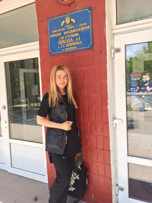 Школа в якый навчалася Ольга Сумська_3