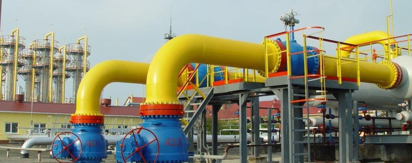 Завдяки теплій зимі та високим запасам Україна зменшила імпорт газу
