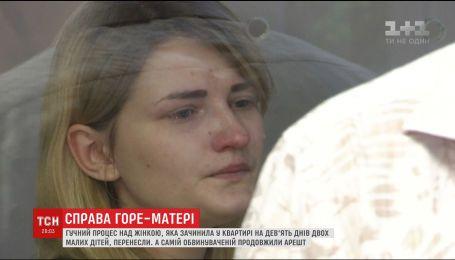 Суд избрал меру пресечения горе-матери, оставившей голодного сына умирать в квартире