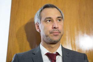 Рябошапка сообщил об отставке с поста члена НАПК