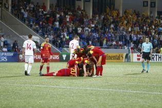 Сборная Венгрии сенсационно проиграла 186-й команде мира в отборе на ЧМ-2018