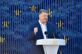 Україна буде членом НАТО і Євросоюзу – Порошенко