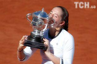 Латвійська зірочка. Як 20-річна Остапенко завоювала титул Roland Garros
