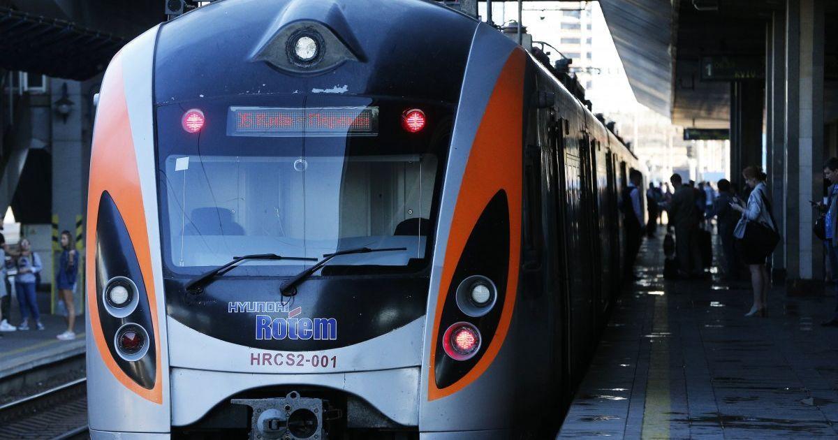 Словакия собирается запустить поезд до Ужгорода