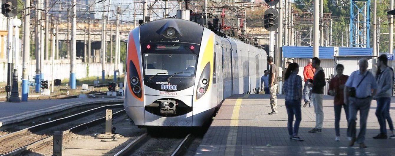 Після свят Укрзалізниця призначила додаткові рейси з Києва до Львова та Запоріжжя