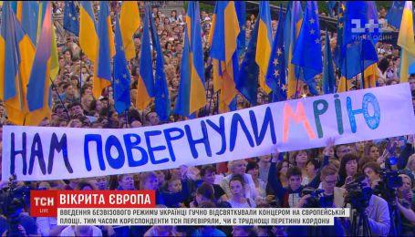 Україна vs Європа: як працює безвізовий режим