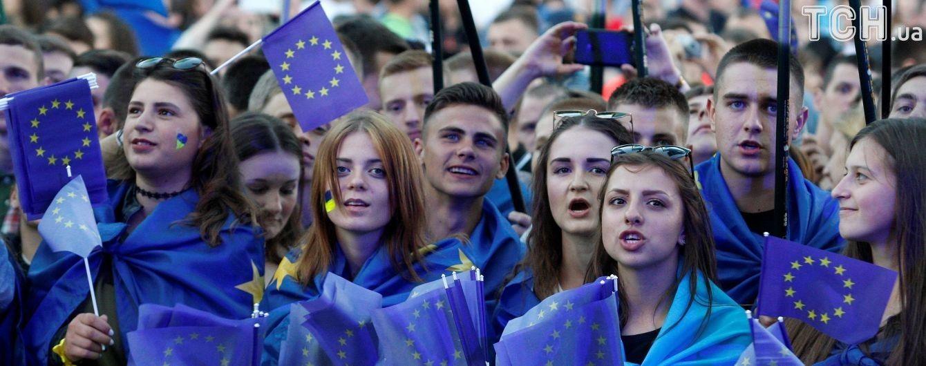 Два роки безвізу: майже три мільйони українців скористались спрощеною візовою системою з ЄС. Інфографіка