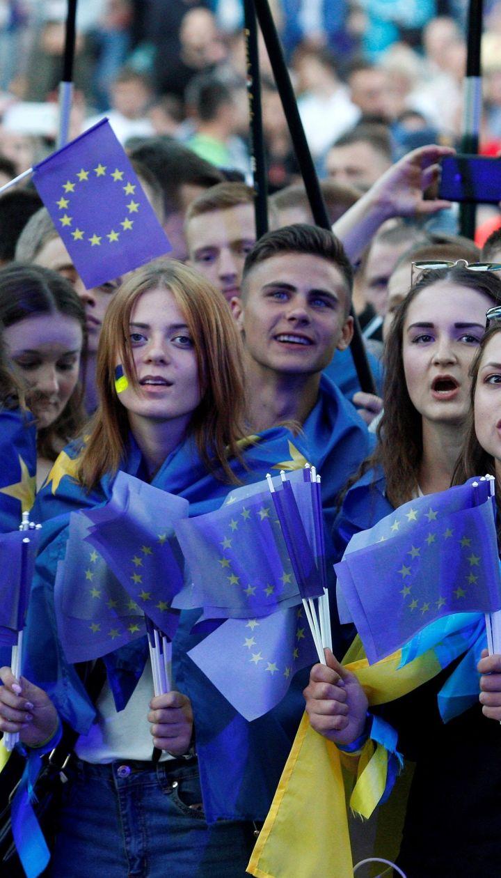 Рік безвізу. Куди в ЄС найчастіше їздять українці та які проблеми виникали дорогою. Інфографіка