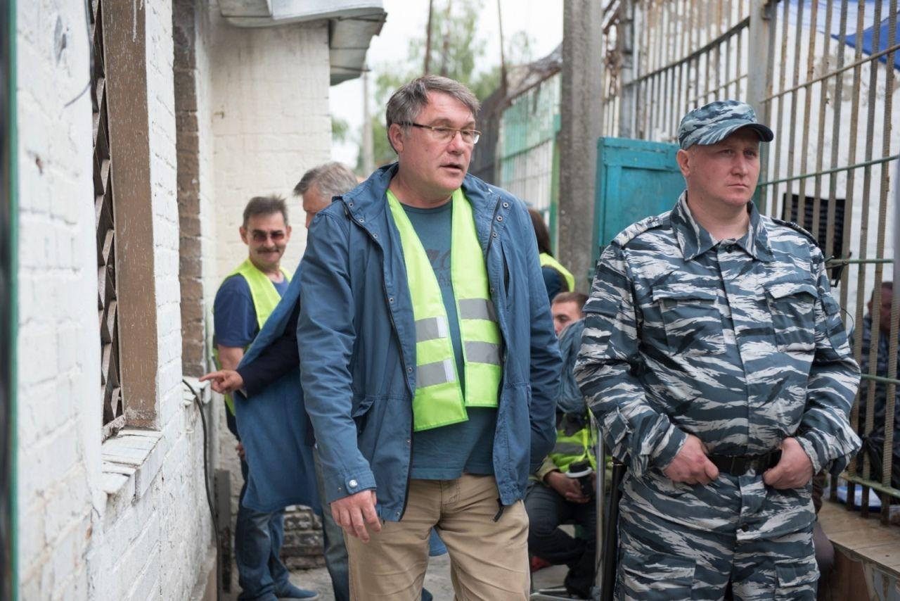 """Знімання серіалу """"Слуга народу-2""""_1"""