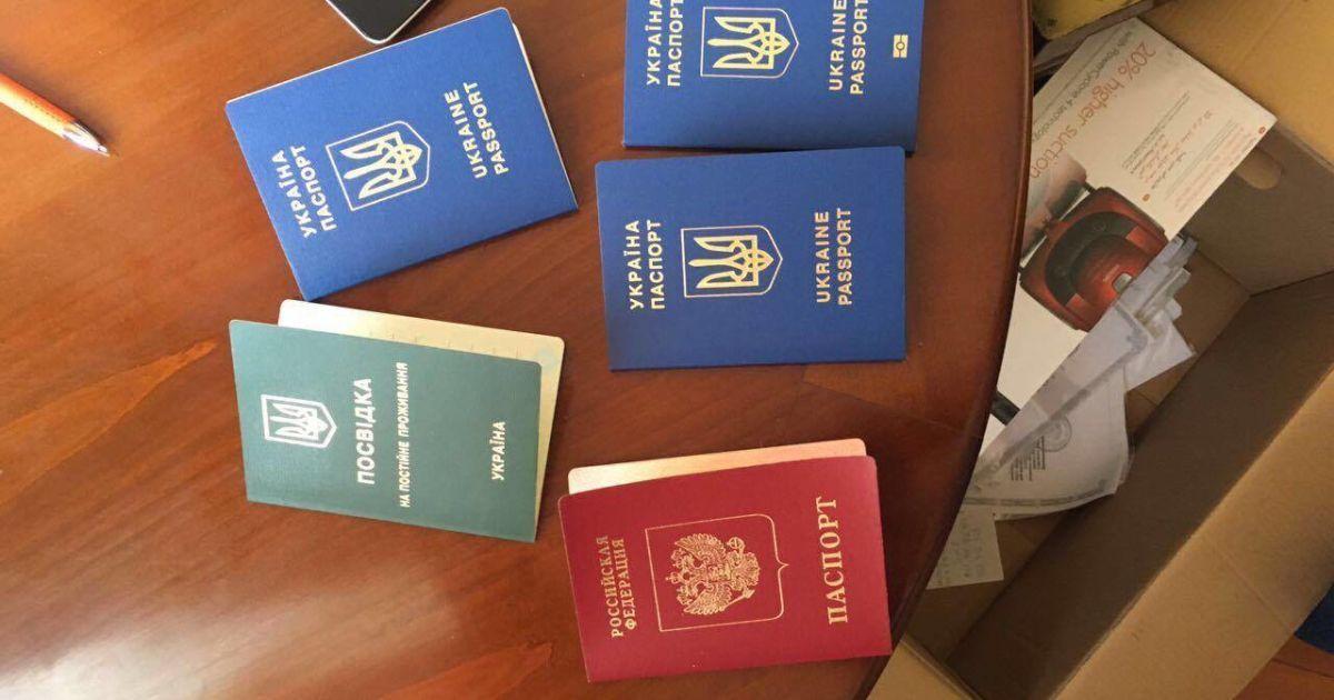 У Києві затримали банду, яка легалізувала в Україні російських злочинців