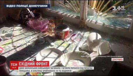 Двоє українських військових загинули на сході України
