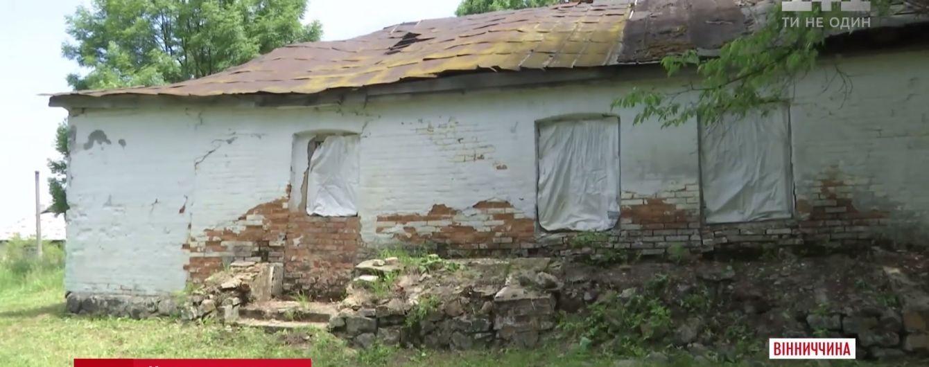 На Вінниччині кличуть урятувати історичну хату, де народився видатний Леонтович