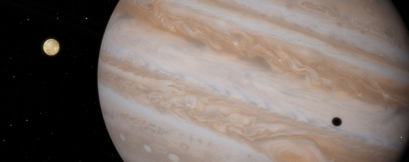 У Юпітера знайшли 12 нових супутників. Один з них може зіткнутися з іншими