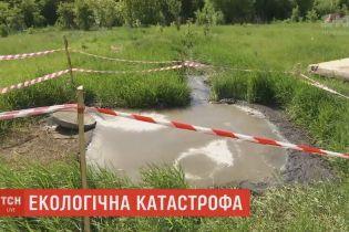 В Николаеве целую улицу затопило фекалиями