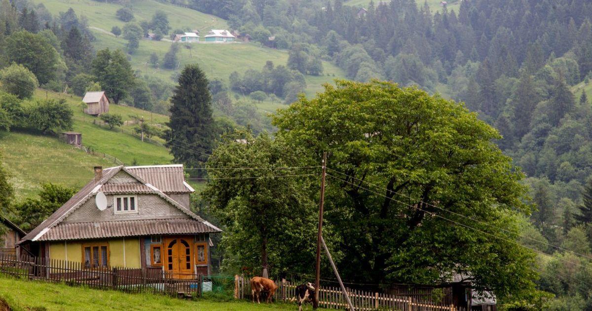 Украинцам разрешили оформлять субсидию на дачу