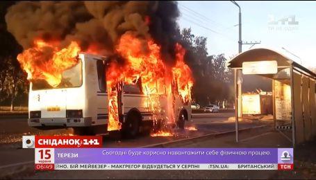 Украинские маршрутки превратились в место повышенной опасности