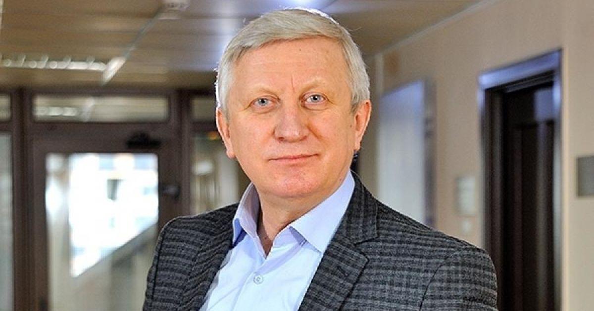 62-річний Володимир Горянський перехворів на COVID-19 в тяжкій формі