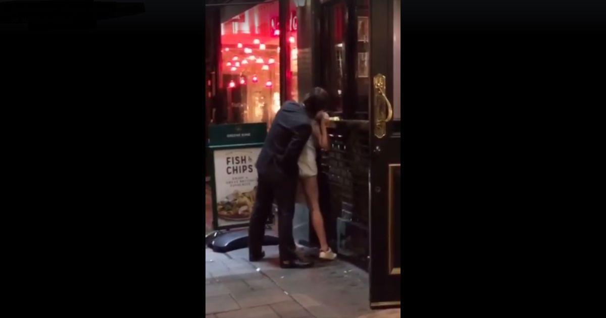 Снимаю сам секс на улице