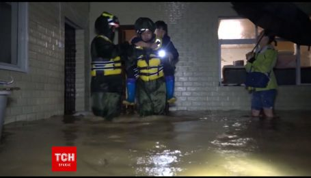 Китайская провинция Гуйчжоу оправляется от мощного наводнения