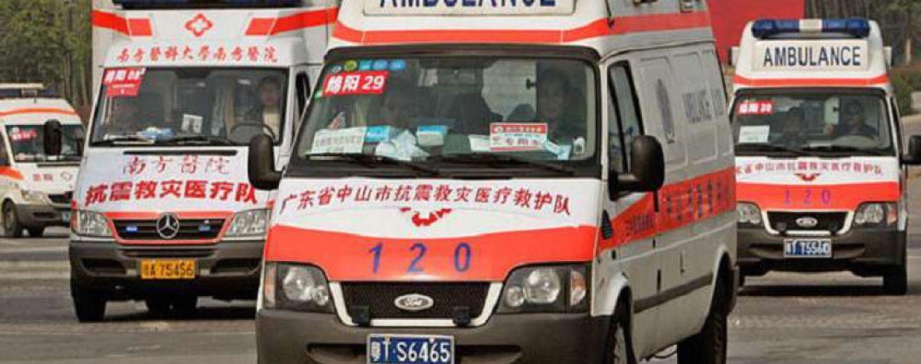 В Китае произошел взрыв на заводе. Есть погибшие