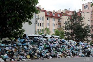 У Львові запевняють, що звільнили місто від більш ніж 50 % сміття