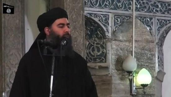 """Ще живий: лідер """"Ісламської держави"""" аль-Багдаді зробив перше за  майже рік звернення"""