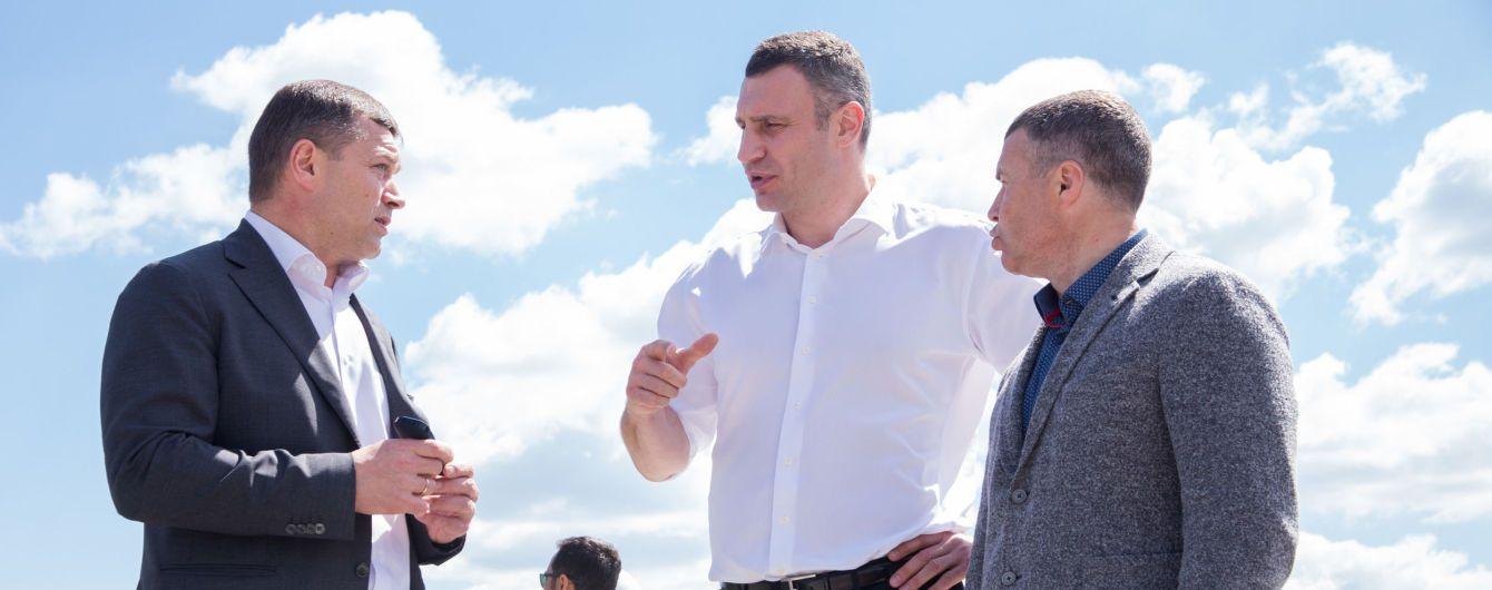 Кличко рассказал, когда начнут ремонт Шулявского путепровода