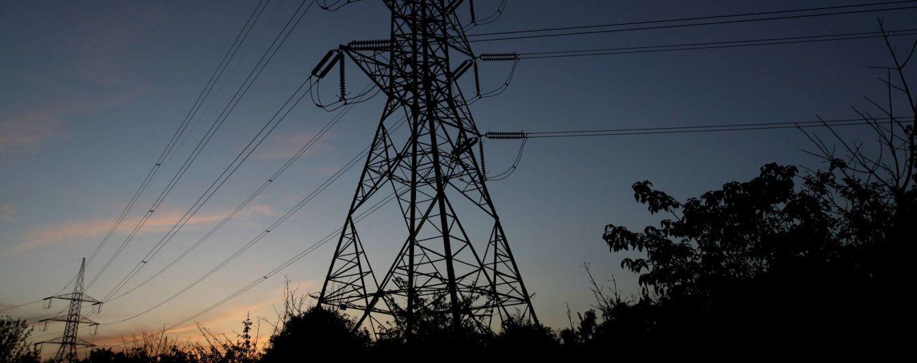 В Волынской области 20 населенных пунктов остались без света