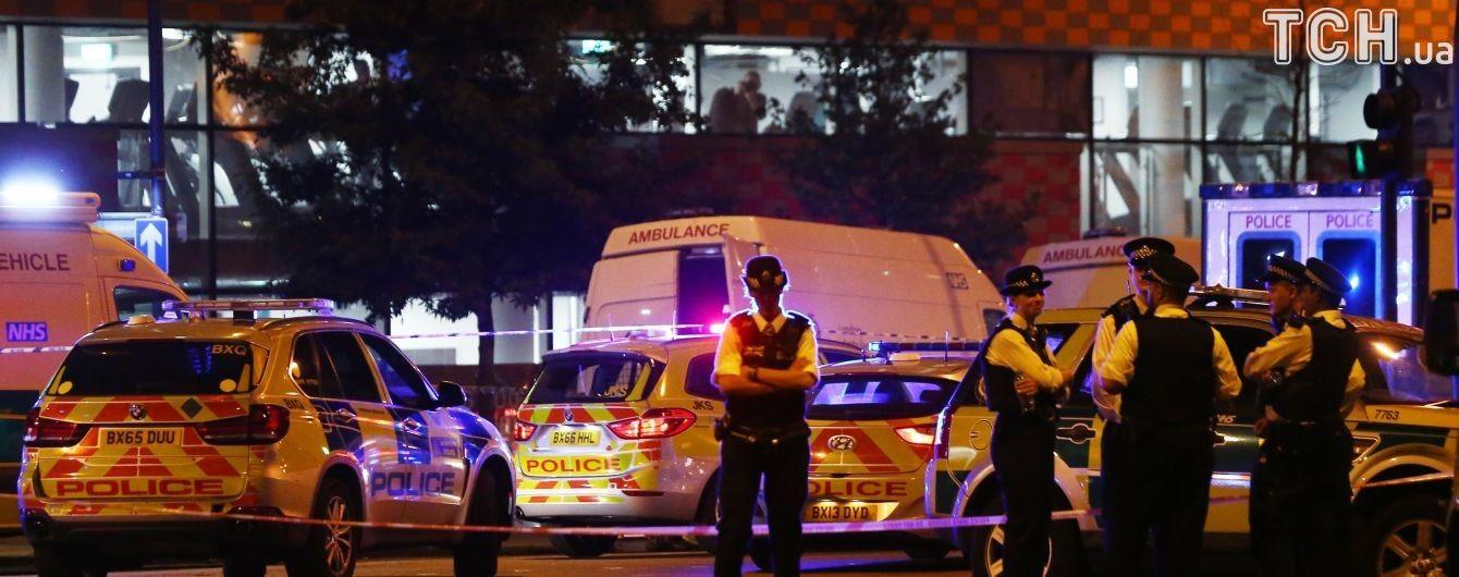 Назвали ймовірну причину вибуху в лондонському метро