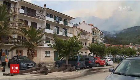 Лесные пожары в Португалии и Хорватии унесли жизни десятков человек