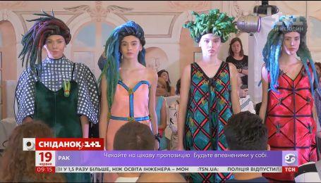 В Одессе прошел конкурс молодых дизайнеров одежды