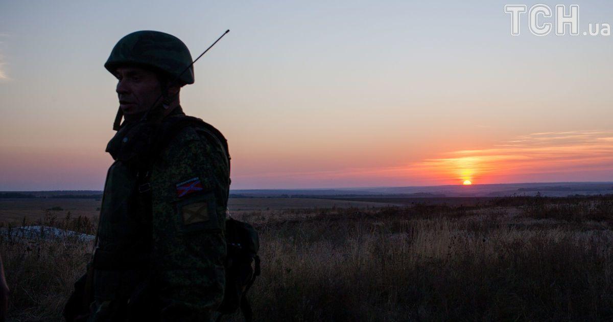 """Ватажок """"ЛНР"""" заговорив про """"гарячу стадію"""" бойових дій на Донбасі"""