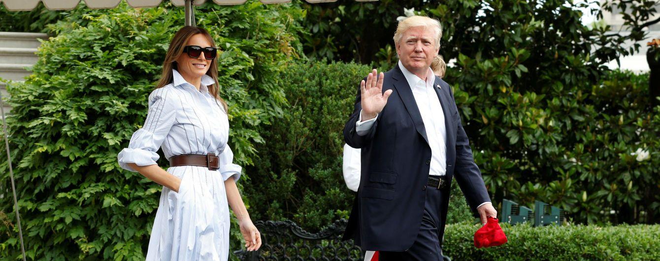 """""""Дуже незалежні"""". Washington Post написало про стосунки у родині Трампів"""