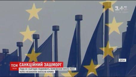 В Брюсселе работают над продлением секторальных экономических санкций против России