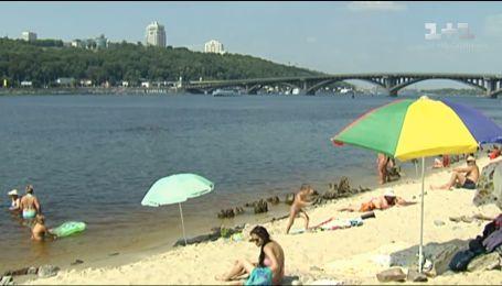 Медики радять обирати пляжі з прозорою водою та чистим узбережжям
