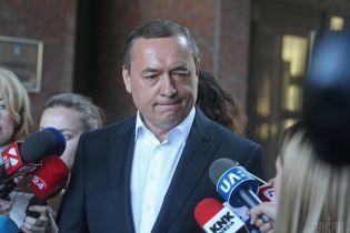 Мартыненко со скандалом вручили обвинительный акт – адвокат
