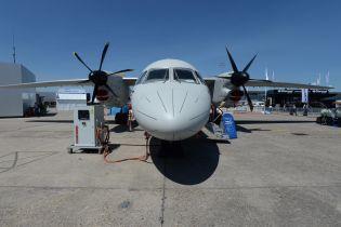 Ан-132 очаровал крутыми виражами зрителей авиа-шоу в Индии