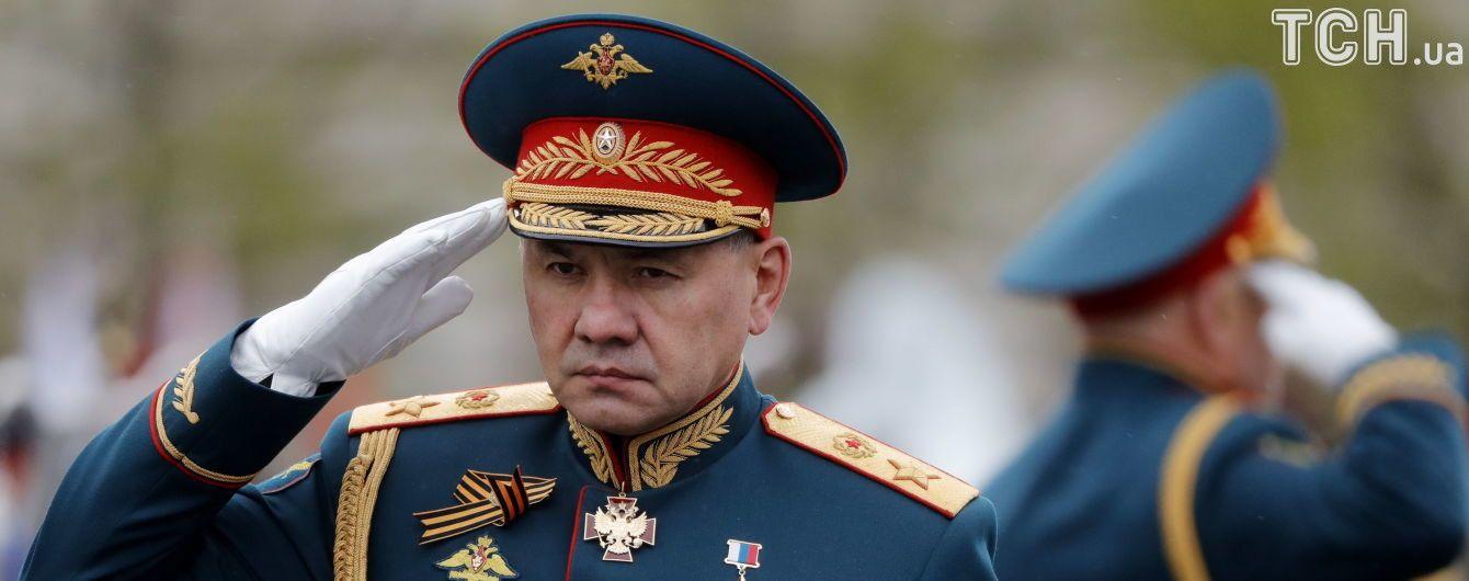 Глава Минобороны РФ отчитался о доставке комплексов С-300 в Сирию