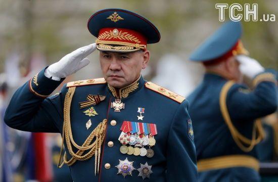 Глава Міноборони РФ відзвітував про доставку комплексів С-300 у Сирію
