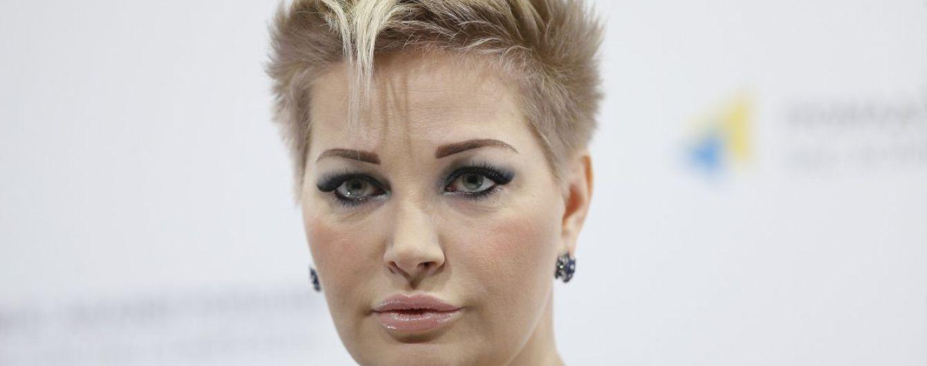 "Максакова заявила об угрозах от имени ""украинских патриотов"""