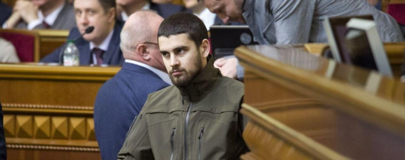 Нардепа Дейдея з двома пораненими військовими евакуювали в Дніпро