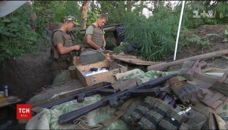 Боевики совершили более 35 обстрелов по нашим позициям