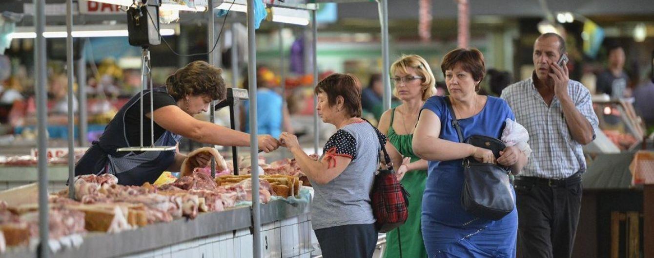 Після скасування держрегулювання в Україні зросли ціни на дві третини соціальних продуктів